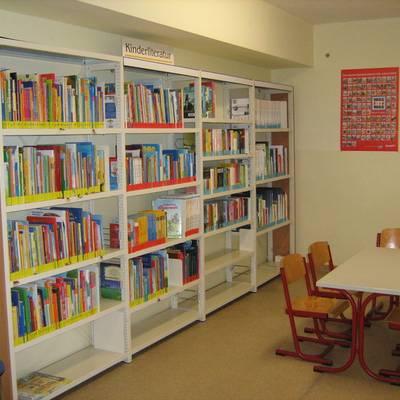 Gemeindebibliothek  in Rossbach